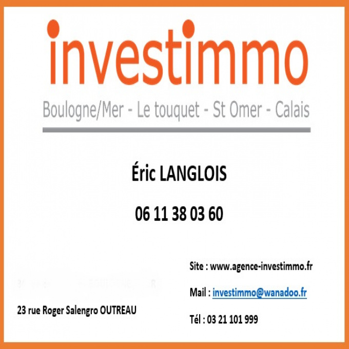 Offres de vente Immeuble Boulogne-sur-Mer (62200)