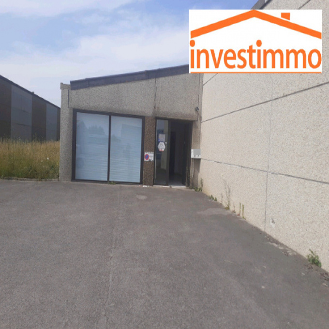 Location Immobilier Professionnel Local commercial Saint-Martin-Boulogne (62280)