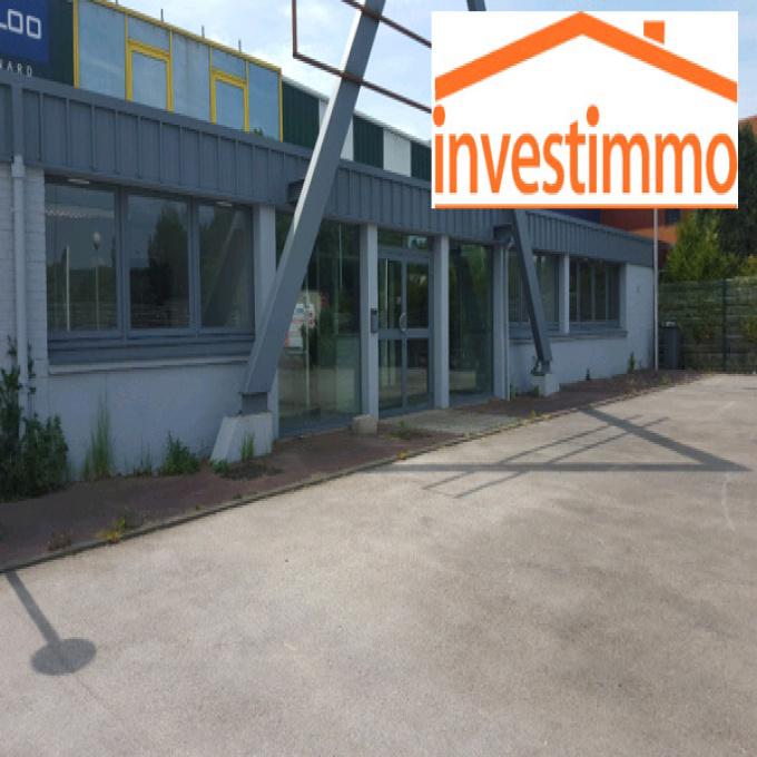 Location Immobilier Professionnel Local commercial Saint-Léonard (62360)