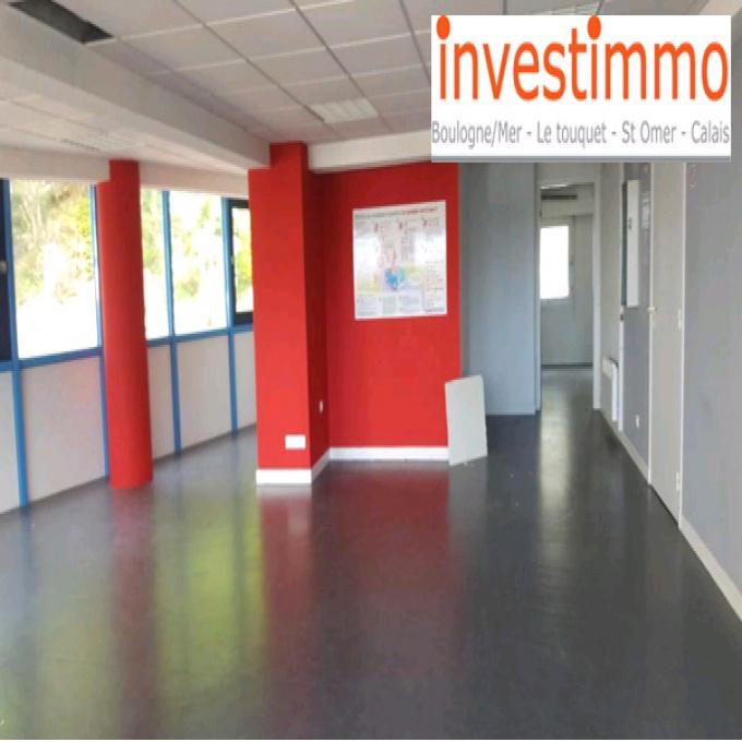 Location Immobilier Professionnel Bureaux Boulogne-sur-Mer (62200)