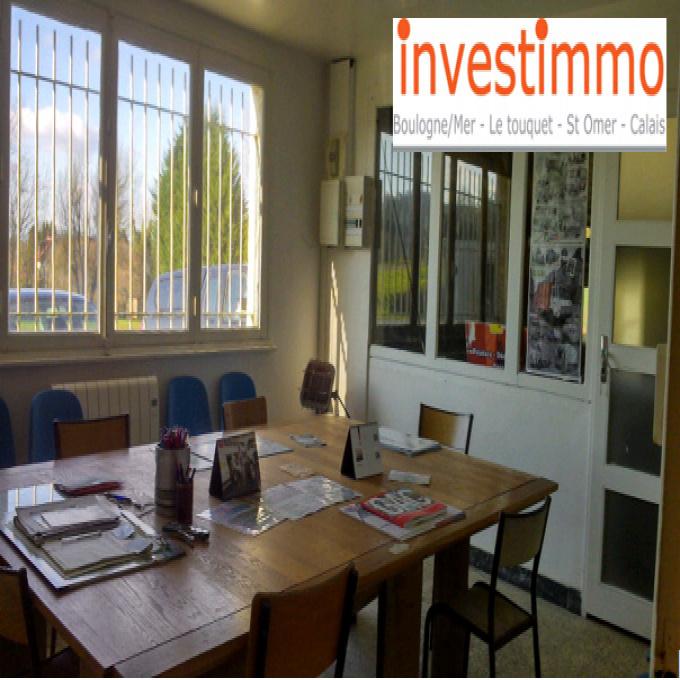 Location Immobilier Professionnel Entrepôt Desvres (62240)