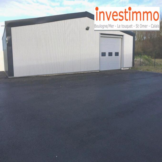 Location Immobilier Professionnel Local d'activité Étaples (62630)