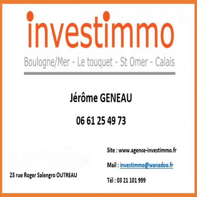 Vente Immobilier Professionnel Local commercial Saint-Martin-Boulogne (62280)