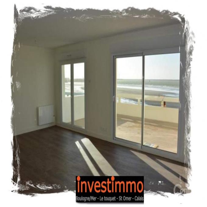Appartement F4 Vue Mer Boulogne Sur Mer