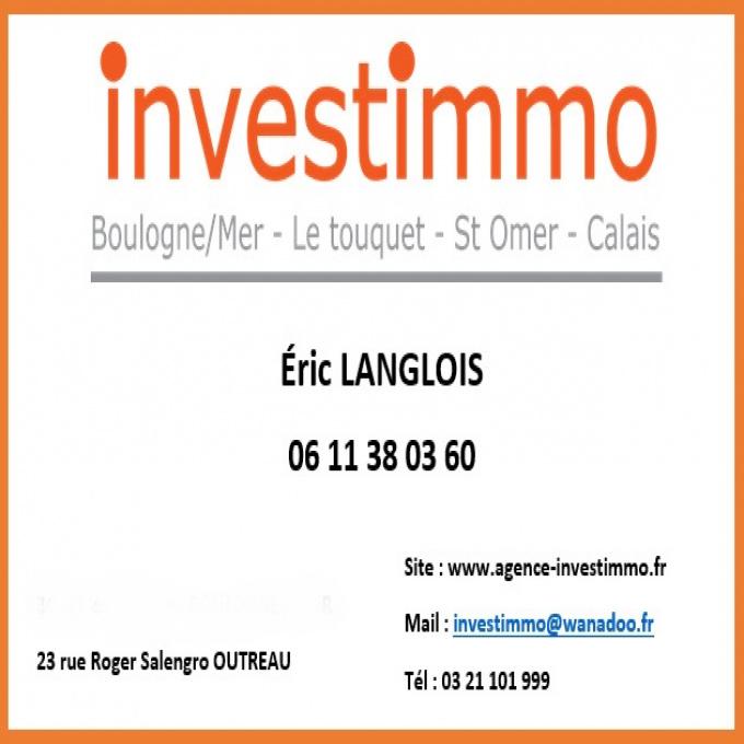 Location Immobilier Professionnel Bureaux Nesles (62152)