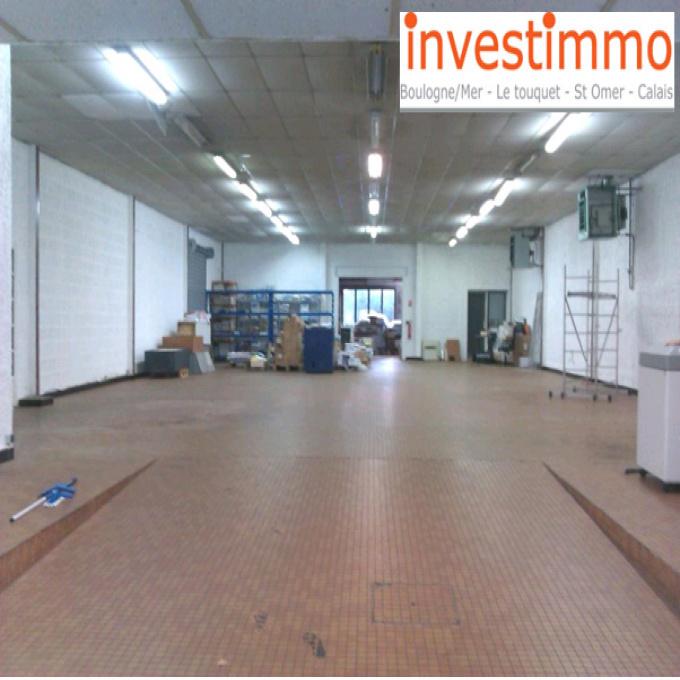 Vente Immobilier Professionnel Local commercial Boulogne-sur-Mer (62200)
