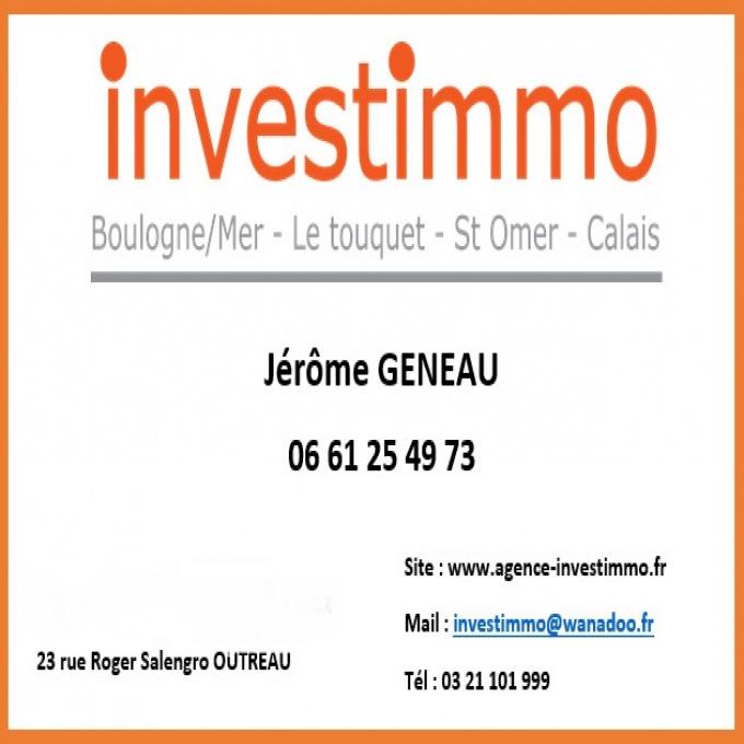 Offres de vente Terrain Saint-Martin-Boulogne (62280)