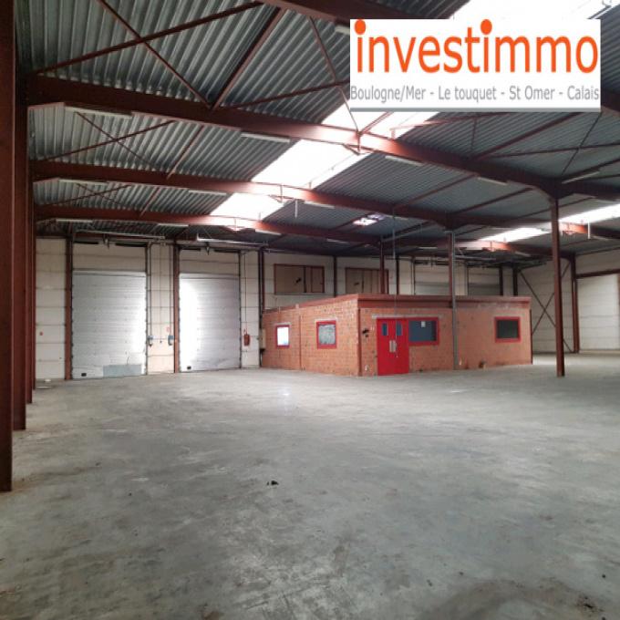 Vente Immobilier Professionnel Entrepôt Saint-Martin-Boulogne (62280)