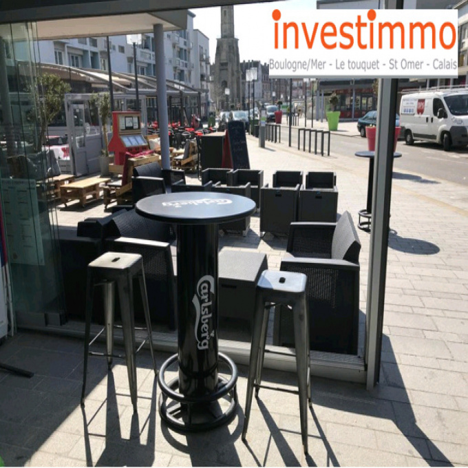 Vente Immobilier Professionnel Fonds de commerce Calais (62100)