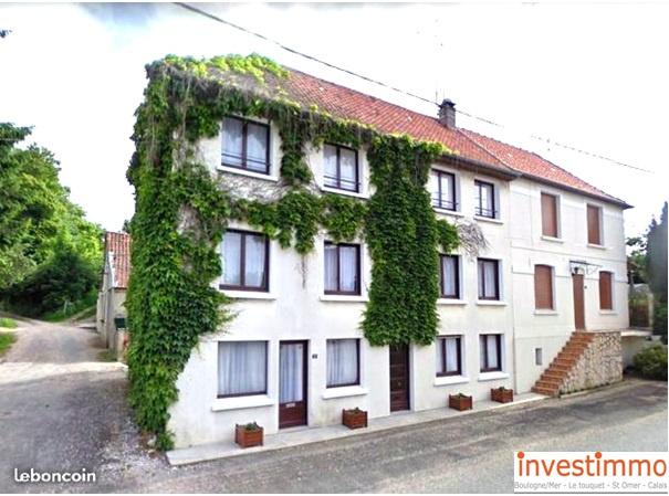 Vente Maison à Montreuil 22 Pièces 300m² 235 400 Sur Le